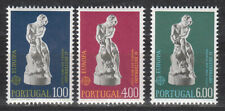 Portugal Nr. 1231-1233** Europa CEPT 1974 / Skulpturen