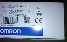New 1pc Omron Rotary Encoder E6c2 Cwz5b 500pr