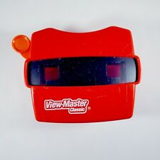 View-Master Classic 3D Viewer - Red - Mattel, 2014 - Free Shipping