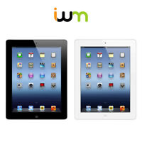 Apple iPad 3 16GB 32GB 64GB WiFi OR Cellular Black / White