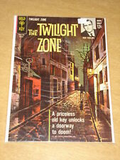 TWILIGHT ZONE #4 FN (6.0) GOLD KEY COMICS AUGUST 1963