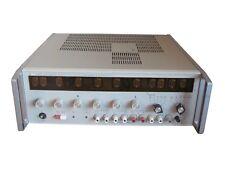 1nV-1000V 0.005% Differential voltmeter, calibrator B1-12  an-g HP Agilent Fluke