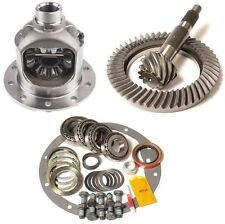 "GM 8.5"" CHEVY - 4.11 RING AND PINION - 30 SPLINE - OPEN CARRIER - USA GEAR PKG"