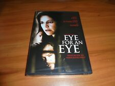 Eye for an Eye (DVD, Widescreen 2002) Sally Field,Kiefer Sutherland NEW