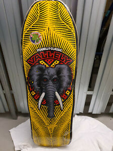 Powell Peralta Mike Vallely Elefant re-issue 2005