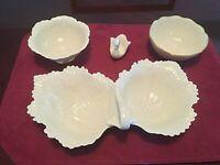 Genuine Lenox Fine Ivory Porcelain - set of 4 Pieces