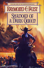 Shadow of a Dark Queen by Raymond E. Feist (Paperback, 1994)