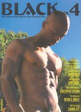 Black: The African Male Nude in Art Photography - Volume 4 by ed. Volker Jassen