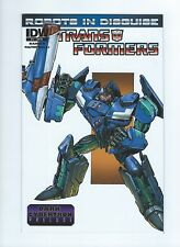 IDW Transformers Robots in Disguise #17 RI Phil Jimenez Dreadwing Variant