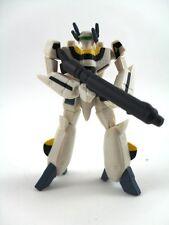 Banpresto Japan Gashapon Macross VF-1S Roy Focker Battroid Robotech Skull Leader