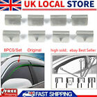 8Pcs Channel Rain Wind Deflector CLIPS Fit For HEKO SNED G3 Climair iSpeed Met <br/> UK Stock*Royal Mail*Fast Delivery*Brand authentic*Best