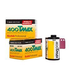 3x kodak T-Max tmax de 400 135 36 pequeños imagen película negro blanco película b/w S/W película analógica