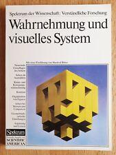 Wahrnehmung und visuelles System - Wissenschaft Forschung