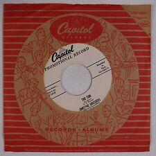 ONESIME GROSBOIS: The Sun / Left Bank OBSCURE Exotic CAPITOL 50s DJ 45 Hear