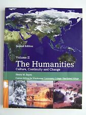 The Humanities: Culture Continuity and Change Volume II 1600 to the Present Book
