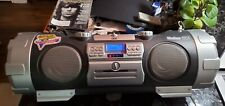 JVC Wireless MP3 Vintage Boom box RV-NB10B
