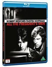 All The Presidents Men Blu Ray