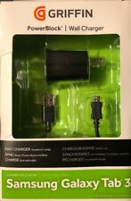 Griffin PowerBlock wall charger for Samsung Galaxy Tab 3, 7.0, 8.0, 10.1