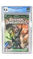 Dark Knights Death Metal Legends Of The Dark Knights First Robin King CGC 9.6