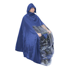 Scooter Waterproof Full Weather Protection Cover With Hood