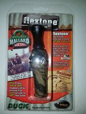 New Flextone Fg-Duck-00003 Single Reed Mallard Guide Series Game Call Mossy Oak