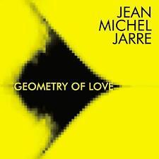 Jean Michel Jarre ~ Geometry of Love  ~ NEW CD Album ~ 2018 Reissue  (sealed)