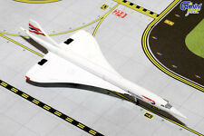 GEMINI JETS BRITISH AIRWAYS CONCORDE 1:400 DIE-CAST MODEL GJBAW1539