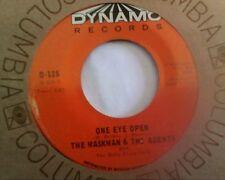 Maskman & the agents One eye open dynamo 125   Northern Soul doowop