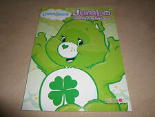 American Greetings Care Bears Jumbo Coloring & Activity Book~Made In The USA~NEW
