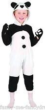 Niña Niño Bebé Niño Oso Panda Animal Disfraz 2-3 AÑOS