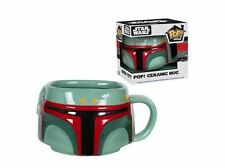 Star Wars Boba Fett Pop! Home Collectible Ceramic Mug in Box NEW by Funko