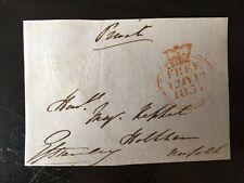 EDWARD JOHN STANLEY - M.P. CREATED P.O. SAVINGS BANK - SIGNED ENVELOPE FRONT