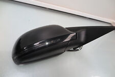 08-11 AUDI A4 B8 DRIVER SIDE DOOR MIRROR WITH INDICATOR LENS COMPLETE GENUINE
