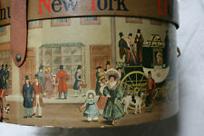 Dobbs Fifth Avenue Cardboard Hat Box - Full size