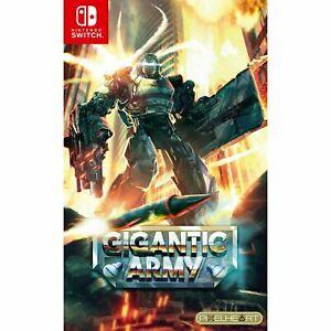 Gigantic Army ( Nintendo Switch )