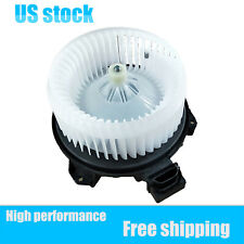 Heater A/C Blower Motor w/ Fan Cage For Jeep Lincoln Ford Fusion Acura Ram