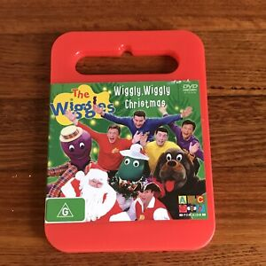 THE WIGGLES - Wiggly, Wiggly Christmas DVD