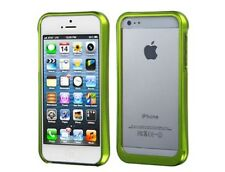 Surround Shield Green Aluminum Bumper Phone Case for Apple iPhone 5 5G
