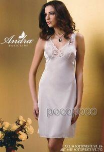 Petticoat Lace Wide Shoulder Andra Art. 84