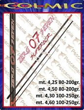 Fishing rod surf casting Colmic ZERO SEVEN 07 superior gr80-200/100-250