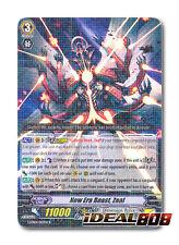 Cardfight Vanguard  x 4 New Era Beast, Zeal - G-EB01/010EN - R Mint