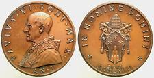 Medaglia Papa Paolo VI In Nomine Domini Anno I 21-VI -1963 Ae mm50