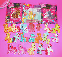 Hasbro MY LITTLE PONY Friendship Is Magic BLIND BAG Lot of  22 Mini Figures MLP