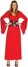 Ladies Game Queen Medieval Book Day Film TV  Fancy Dress Costume Outfit 14-16