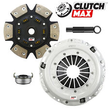 CLUTCHMAX STAGE 3 HD CLUTCH KIT FOR 1992-2001 HONDA PRELUDE F22 H22 H23 2.2L 2.3