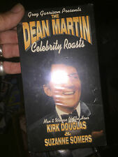 Dean Martin Celebrity Roasts VHS-- KIRK DOUGLAS AND SUZANNE SOMERS