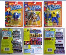 LOT of 3:Uncanny X-Men Professor X '93, Wolverine Weapon - X '92, Strong Guy '93