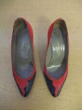 Court Textured High (3 to 4 1/4) Heel Height Heels for Women