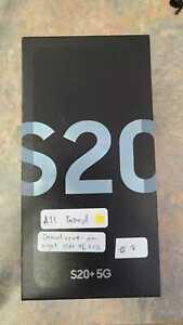 Samsung Galaxy S20+ 128GB SM-G986W Blue (Unlocked)#8, FREE Shipping
