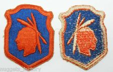 Patch original WWII USA 98 th Division  ( 005 )